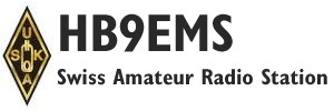 HB9EMS – Swiss Amateur Radio Station